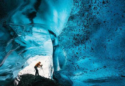 """Ледник во всей своей красе — благодаря новым технологиям <span class=""""color_red"""">- ФОТО</span>"""