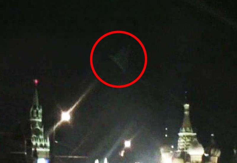 НЛО предупредил Россию