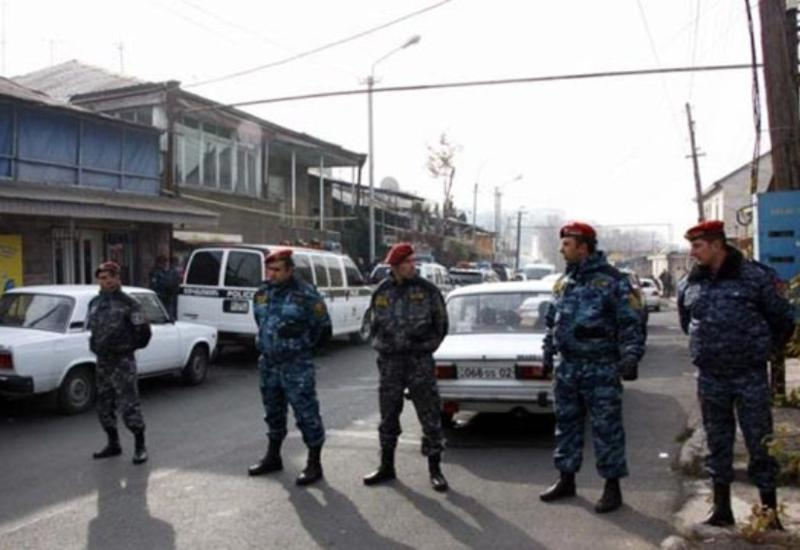 Ереван скрывает планы атаки на правительство