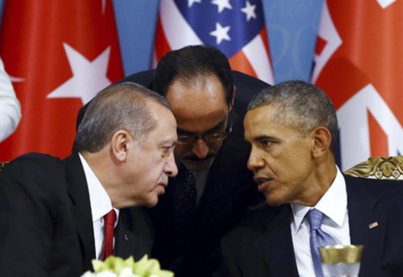СМИ: Обама давит на Эрдогана