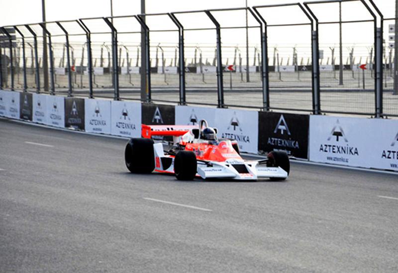 Азербайджан научится у арабов, как сделать Формулу-1 зрелищной
