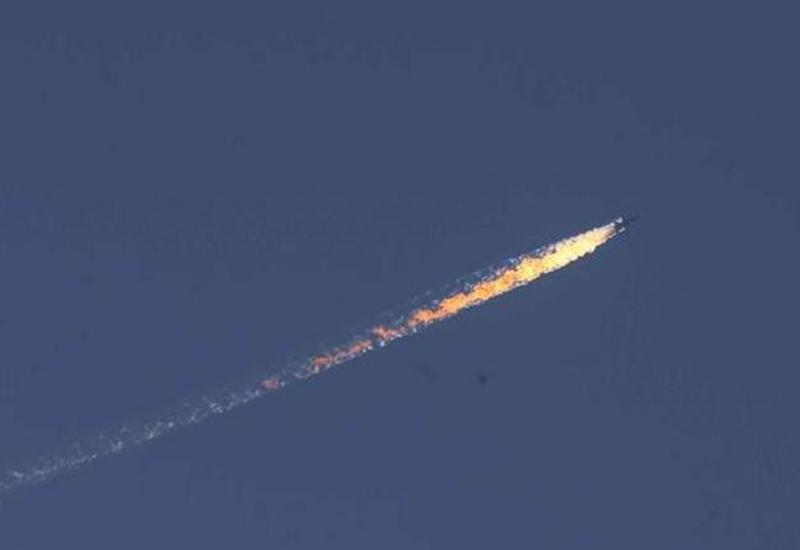 Турция передаст России тело пилота сбитого Су-24