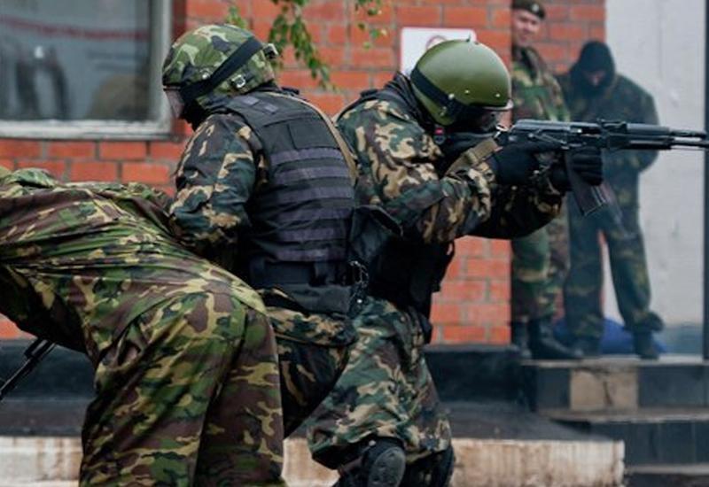 Спецоперация в Дагестане: уничтожены три бандита