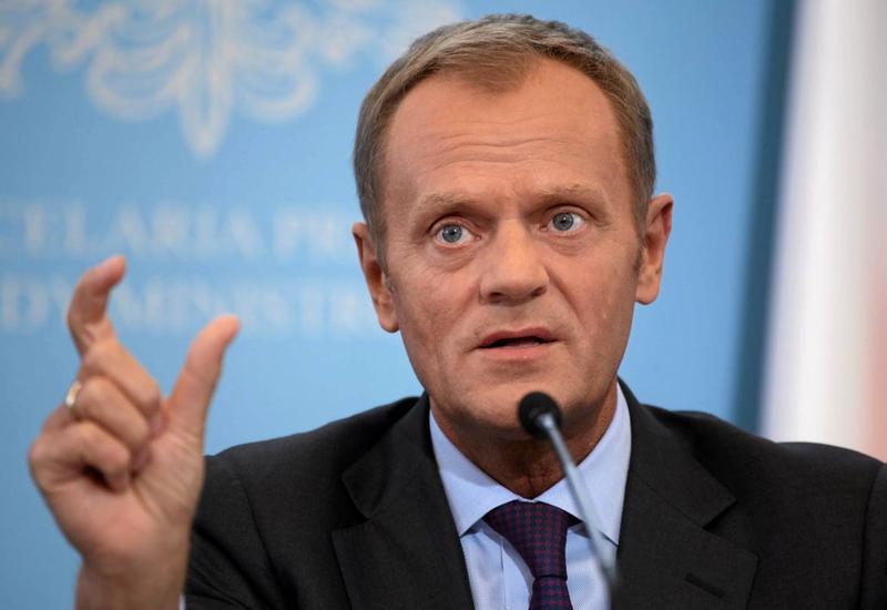 Туск: в 2015 году в ЕС нелегально прибыли 1,5 млн человек