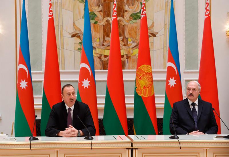 """Президент Ильхам Алиев: """"Мы надежные партнеры и ценим наши отношения, нашу дружбу"""""""