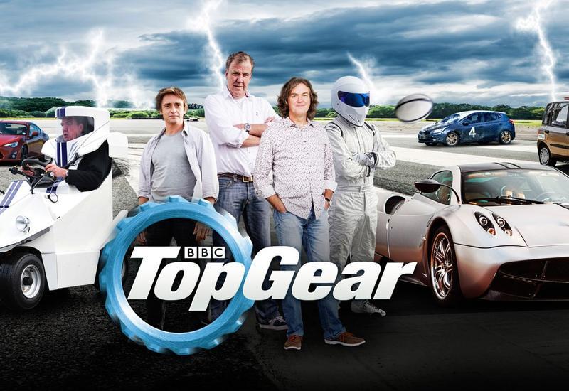Top Gear возвращается на Би-би-си