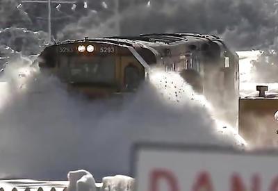 """Ничто не могло остановить этот поезд <span class=""""color_red"""">- ВИДЕО</span>"""
