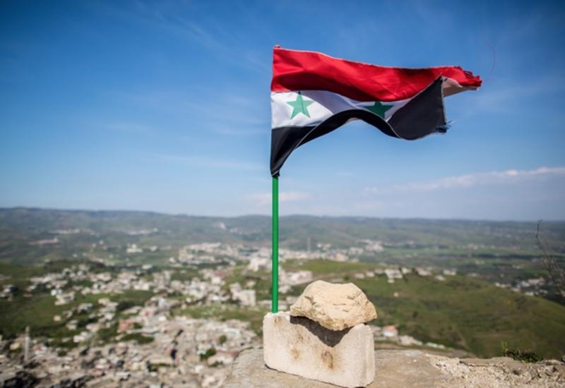 Сирийская армия взяла стратегическую высоту