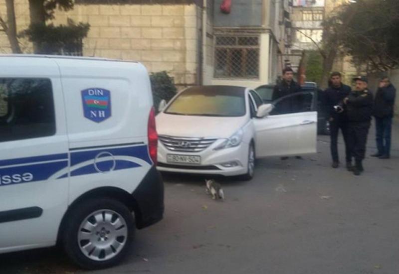 "В Баку автомобиль адвоката обчистили средь бела дня <span class=""color_red"">- ФОТО</span>"