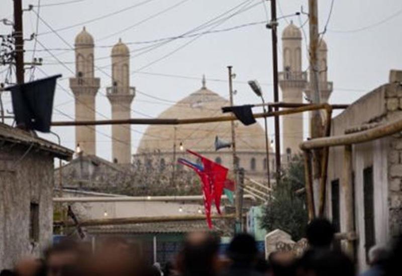 Жители перекрыли въезд в Нардаран