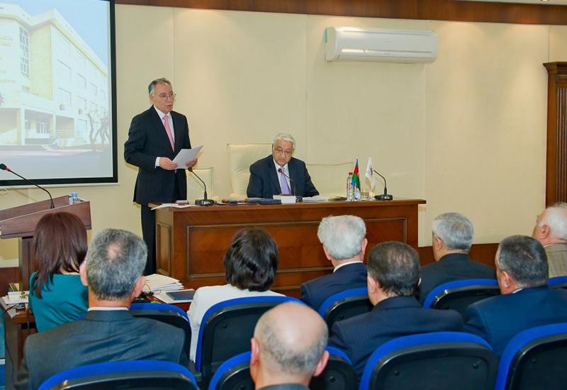 """Азербайджанской инженерной академии исполняется 10 лет <span class=""""color_red"""">- ФОТО</span>"""