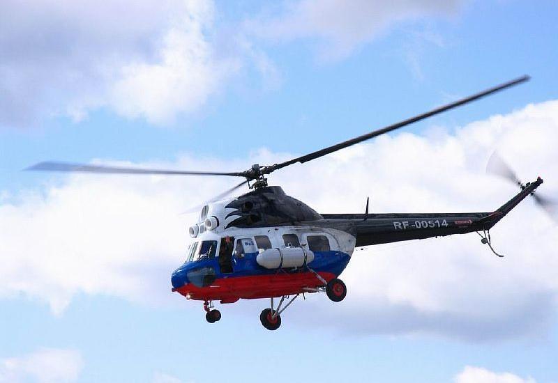 В России упал еще один вертолет: есть погибший
