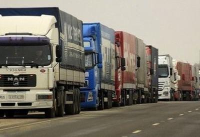 На въезде в Россию застряли более тысячи турецких грузовиков