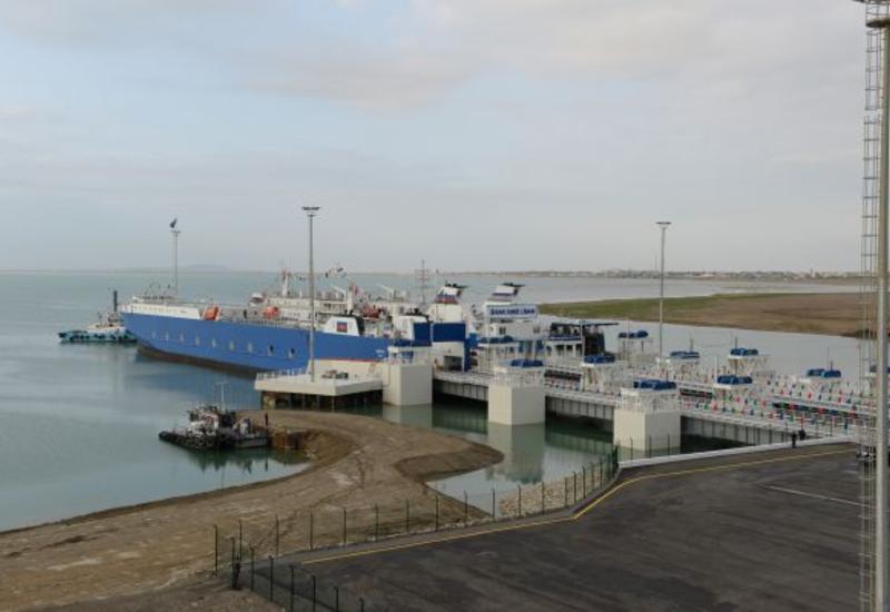 Морские перевозки по Каспию подешевели