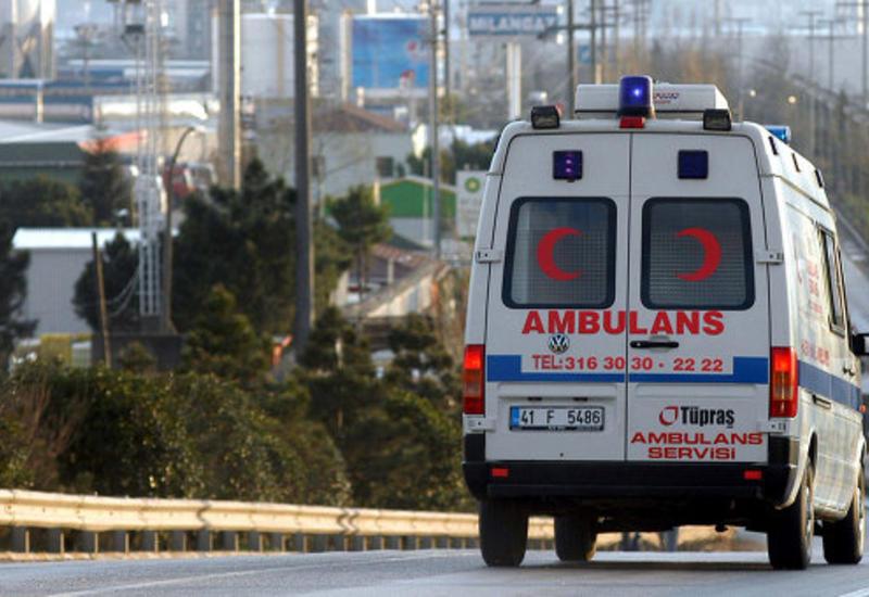 """Мощный взрыв в стамбульском метро, есть погибший и раненый <span class=""""color_red"""">- ОБНОВЛЕНО - ФОТО</span>"""