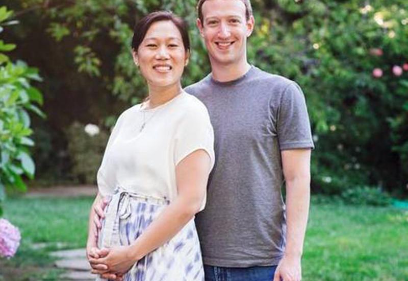 """Марк Цукеберг показал миру свою новорожденную дочь <span class=""""color_red"""">- ФОТО</span>"""