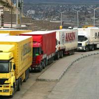 Российским грузовикам запретили ездить по Турции