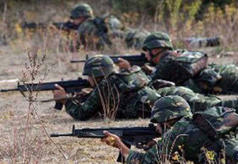 Данные о последней ситуации на линии соприкосновения войск