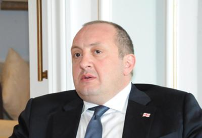 Георгий Маргвелашвили: Грузия развивает тесные отношения с Азербайджаном