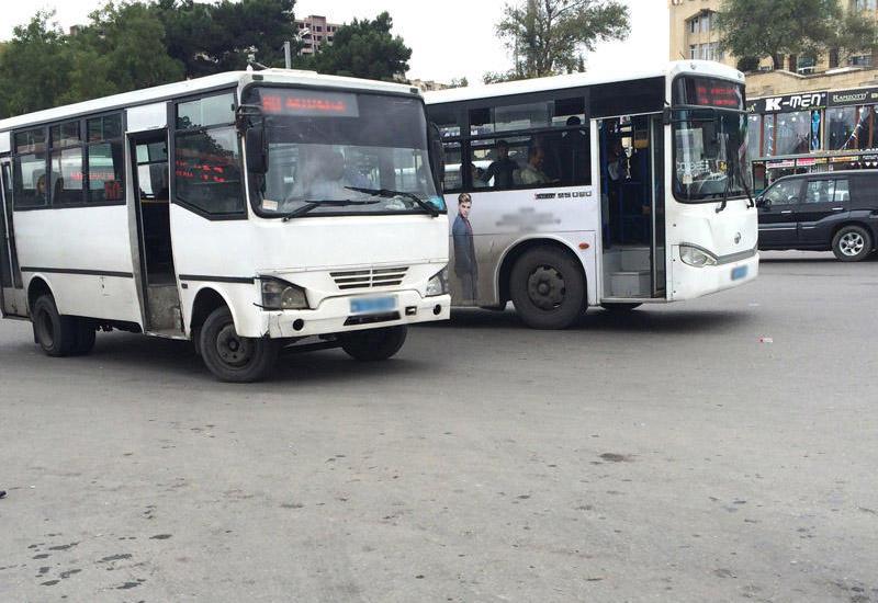 Avtobuslar üçün ayrıca zolaqlar açılır