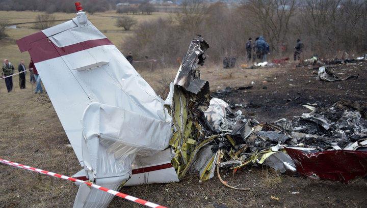 МАК подключится к изучению крушения самолета наСтаврополье