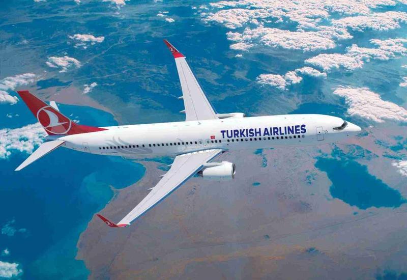 В Баку экстренно сел самолет Turkish Airlines