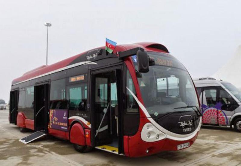 """Серьезные изменения вокруг пассажирских автобусов в Азербайджане <span class=""""color_red"""">- ПОДРОБНОСТИ</span>"""