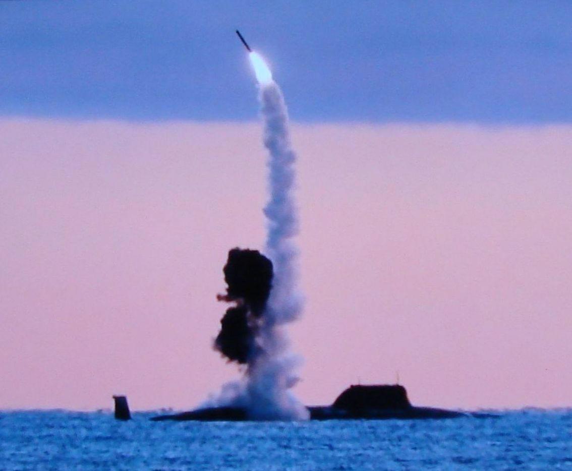 ракеты калибр подводных лодок