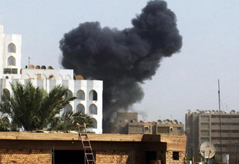 Теракт в Багдаде: 10 человек погибли и 17 ранены