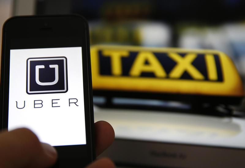 """Тысячи португальских таксистов протестуют против Uber <span class=""""color_red"""">- ВИДЕО</span>"""