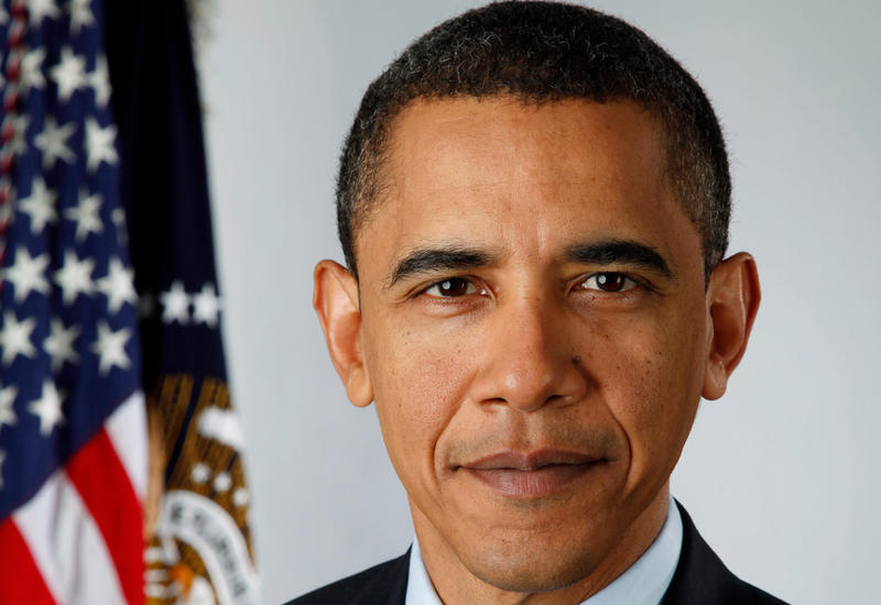 Барак Обама поздравил Президента Ильхама Алиева с Днем Республики