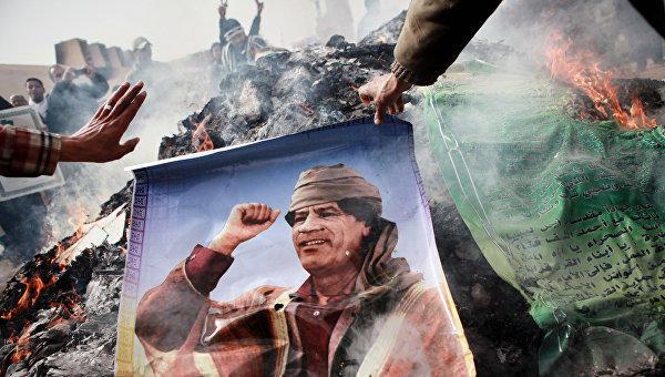 Telegraph: Каддафи предупреждал Блэра оросте экстремизма вевропейских странах