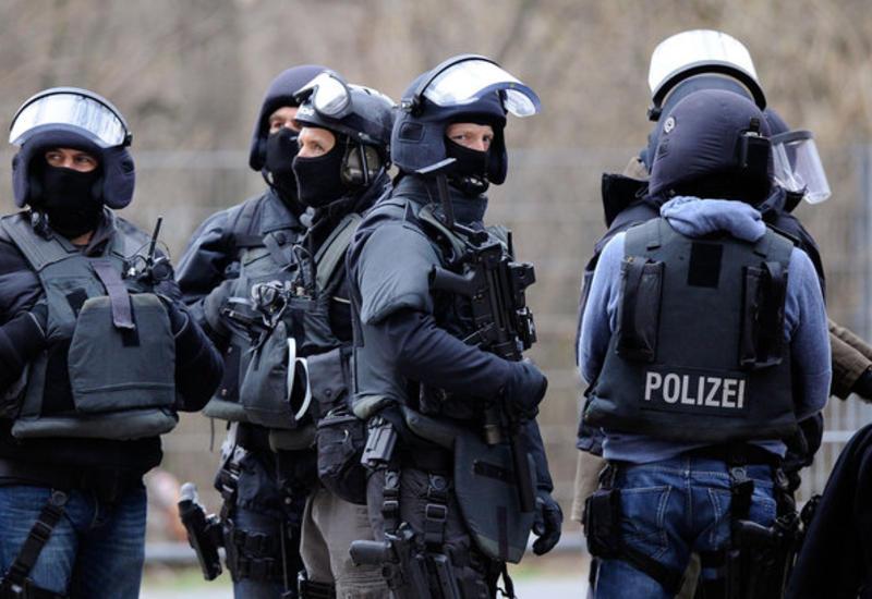 В Германии прогремел сильный взрыв