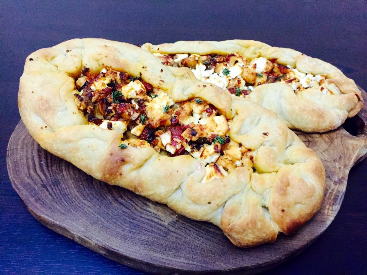 Пирожки с солёными грибами пошаговые рецепты