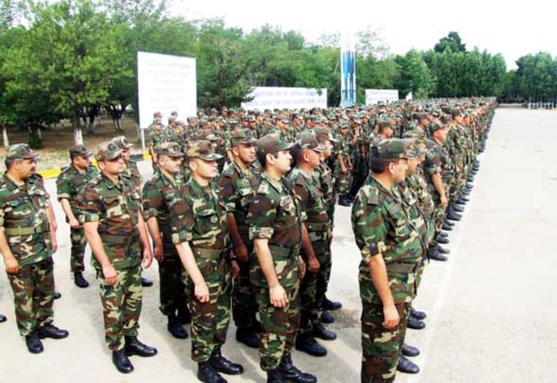 Азербайджанских солдат будут тренировать специалисты НАТО