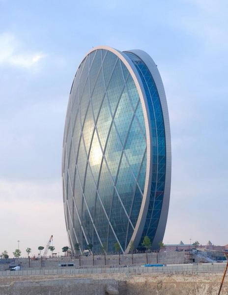 Круговой небоскреб