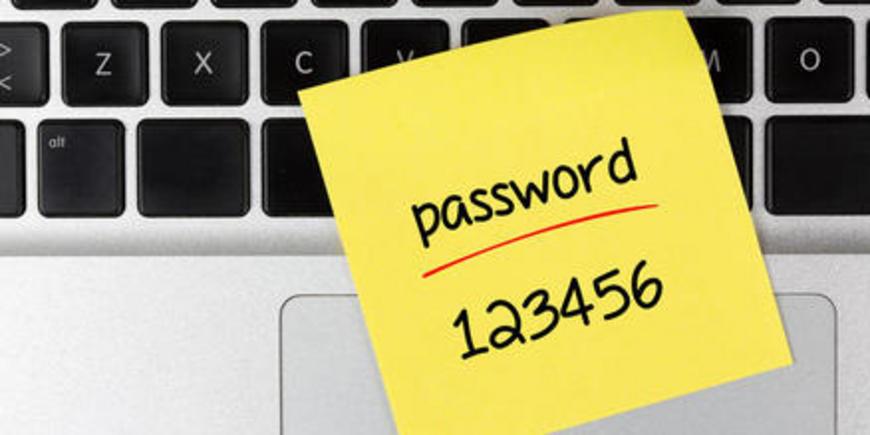 Названы самые популярные пароли 2015 года