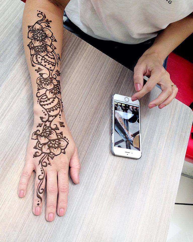 Сделать временную татуировку в москве