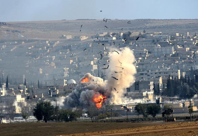 США увеличат военное присутствие в Сирии
