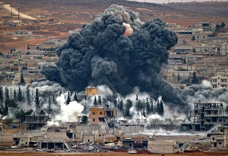 """Коалиция во главе с США уничтожила 200 автомобилей """"ИГ"""""""