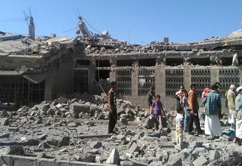 Авиаудары коалиции в Йемене: погибли 9 мирных жителей