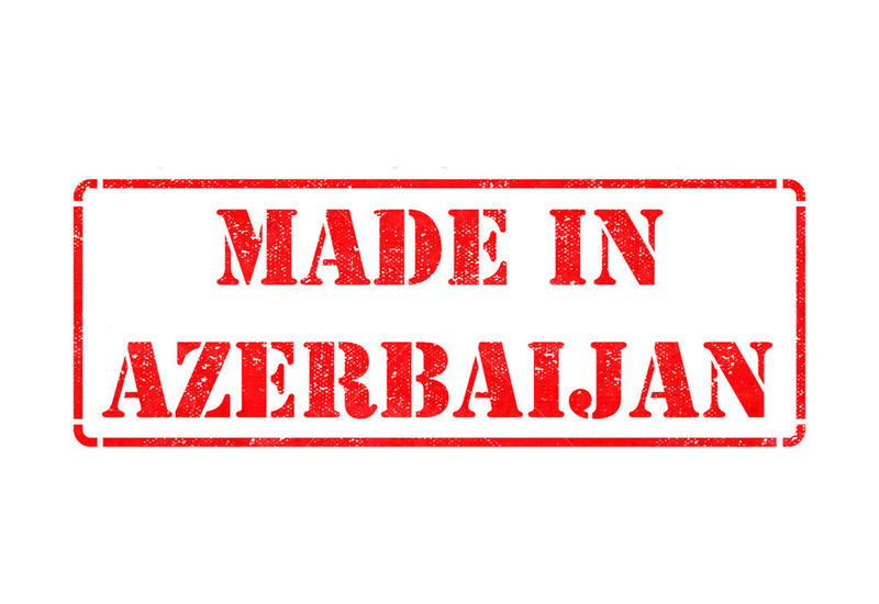 """Made in Azerbaijan""ın gücü var"