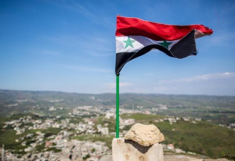 В Сирии у границы с Турцией рухнул военный вертолет