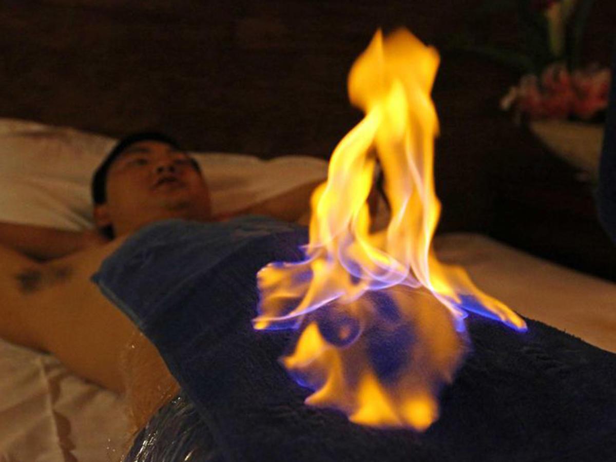 Удовольствие от массажа 2 фотография