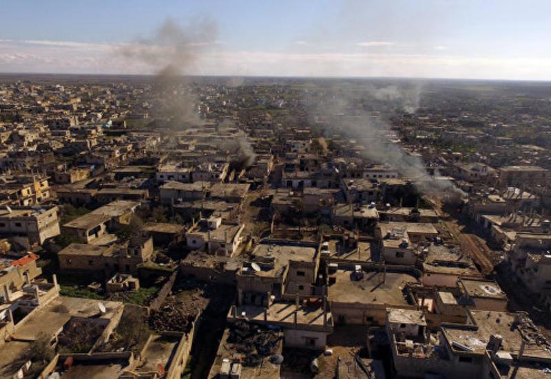 """Действия России в Сирии назвали """"варварством"""""""