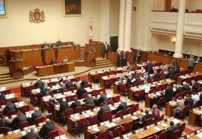 """В парламенте Грузии обсудят проблемы проживающих в стране азербайджанцев <span class=""""color_red"""">- ФОТО</span>"""