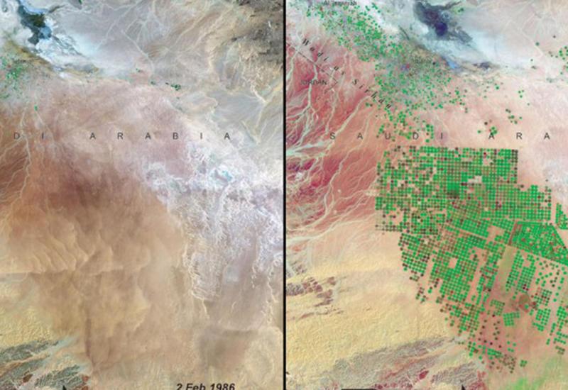 """Как изменилась наша планета за последние 50 лет <span class=""""color_red"""">- ФОТО</span>"""