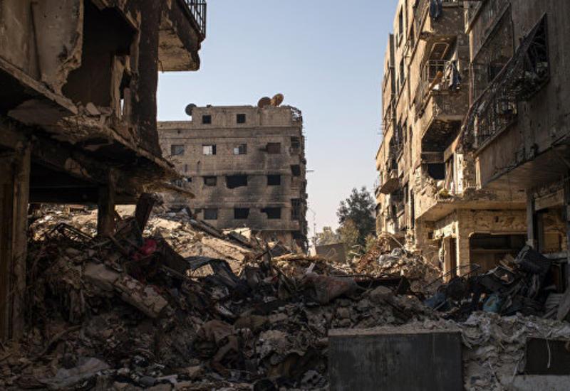 США не исключают, что будут сбрасывать гуманитарную помощь в Сирии