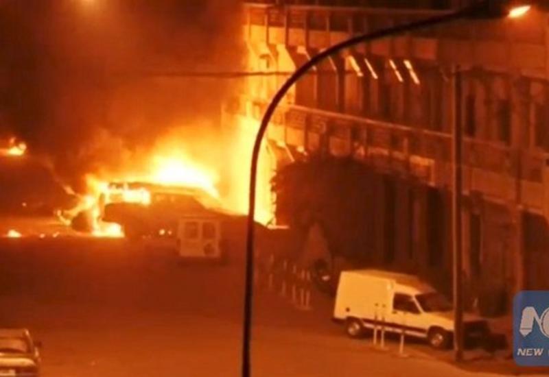 При пожаре в Эрбиле погибли 17 человек