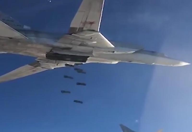"""США обвинили Россию в использовании неуправляемых бомб в Сирии <span class=""""color_red"""">- ВИДЕО</span>"""
